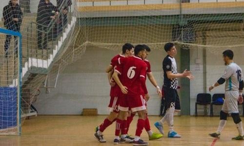 «Байтерек» одержал вторую победу в матче чемпионата РК