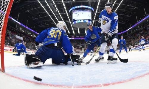 Поборемся за выживание. Сборная Казахстана разгромлена действующими чемпионами мира на МЧМ-2020
