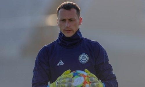Вратарь сборной Казахстана покинул свой клуб и быстро подписал контракт с новым