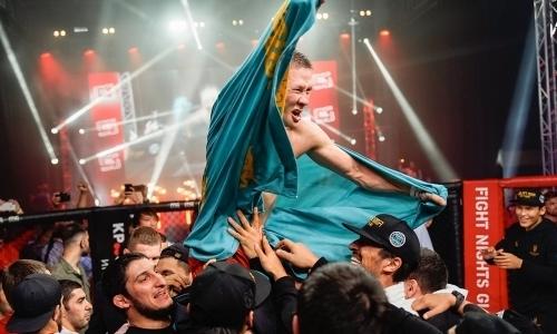 Доминирующий Головкин и укрощающая «Астана». Топ-5 главных побед спортивного Казахстана в 2019 году