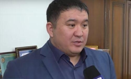 Айбек Нугымаров: «Я не чувствую себя стареющим»