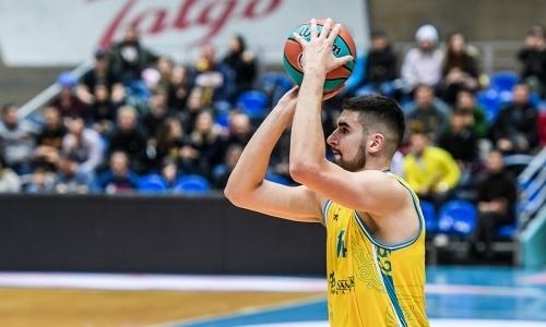 Отчет о матче ВТБ «Астана» — «Енисей» 95:90