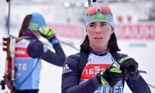 Три казахстанки примут участие в спринте на этапе Кубка мира