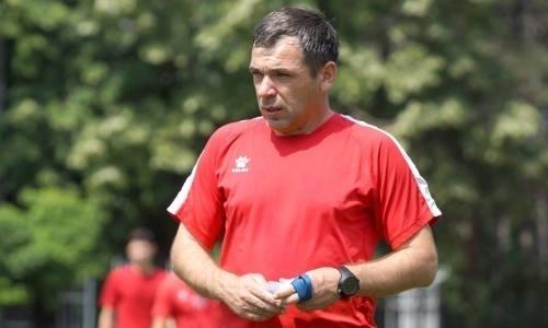 «Кызыл-Жар СК» после выхода в КПЛ объявил о назначении нового главного тренера