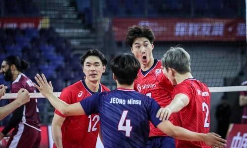 Сборная Казахстана проиграла все три матча отборочного турнира на Олимпиаду-2020