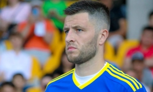 Капитан «Жетысу» подписал контракт с зарубежным клубом
