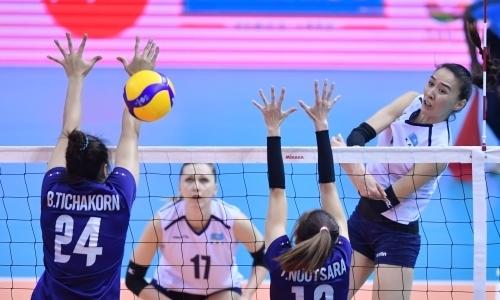 Женская сборная Казахстана поборется за «бронзу» квалификационного турнира на Олимпиаду