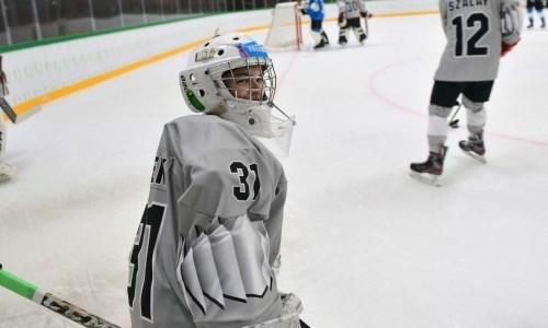 Хоккейная команда казахстанца одержала две победы в трех матчах на ЮОИ-2020