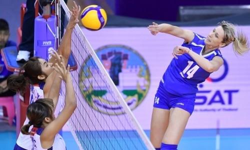 Женская сборная Казахстана завоевала «бронзу» отборочного турнира ОИ-2020