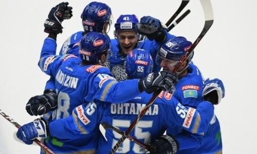 С большим трудом. «Барыс» забросил за секунду до окончания периода и победил «Локомотив» в КХЛ