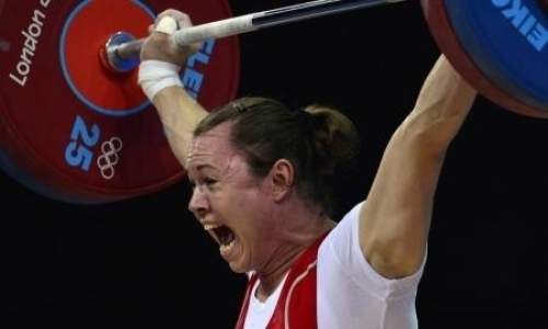 Попавшаяся на допинге казахстанская тяжелоатлетка может получить «серебро» ОИ-2012