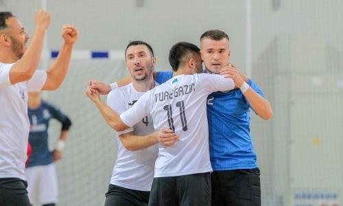 «Аят» одержал победу над «Байтереком» в матче чемпионата РК с 13-ю голами