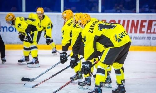 Проиграли в лотерее. «Сарыарка» упустила победу над «Химиком» в матче ВХЛ