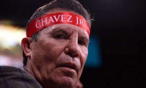«Может нокаутировать». Легендарный Чавес назвал победителя третьего боя Головкин — «Канело»