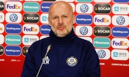 Михал Билек оценил перспективы совмещения работы в «Астане» и сборной Казахстана