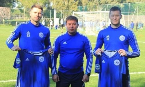 Клуб КПЛ продлил контракты с двумя важными футболистами