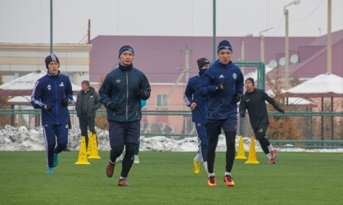 Три футболиста «Алтая» вернулись в «Ордабасы»