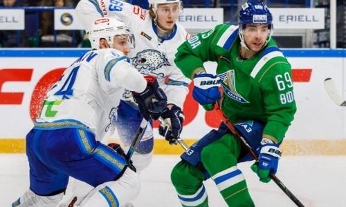 Кто больше? Озвучена интрига в матче «Барыса» с «Салаватом Юлаевым» в КХЛ