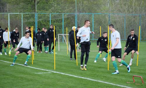 «Иртыш» и «Ордабасы» на сборах сыграют с украинским клубом