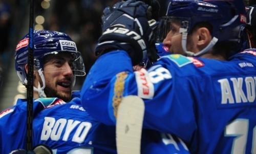 Погоня продолжается. Каково положение «Барыса» в таблице КХЛ после победы над «Салаватом Юлаевым»