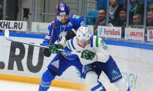 «Удивительно, нофакт». КХЛ разобрала победу «Барыса» над «Салаватом Юлаевом»