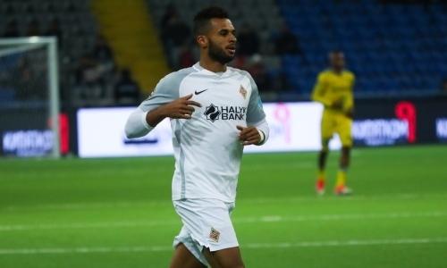 «Ему лучше уйти в европейский клуб». Лидеру нападения «Кайрата» прочат место в стане участника ЕВРО-2020
