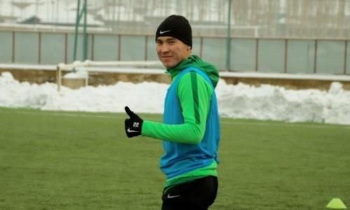 «Атырау» начал подготовку к новому сезону в Шымкенте