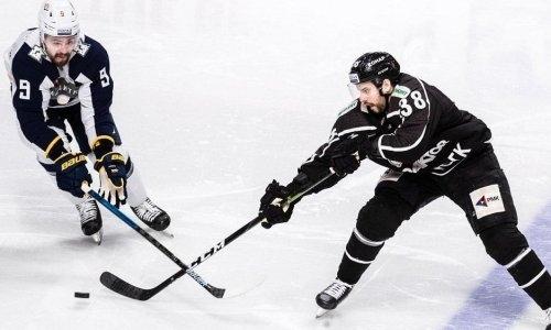 Следующий соперник «Барыса» пропустил вбольшинстве ипотерпел поражение вматче КХЛ