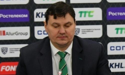 «После этого уже не смогли вернуться в игру». Наставник «Салавата Юлаева» назвал ключевой момент матча с «Барысом»