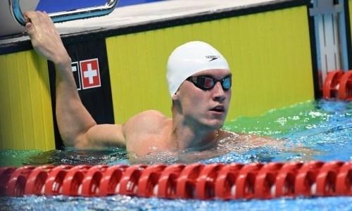 Казахстанский пловец Баландин взял «бронзу» первого этапа Champions Swim Series