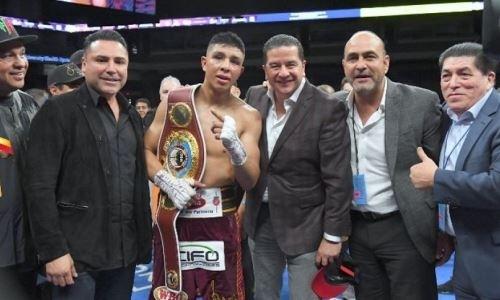 «Станет чемпионом мира». Бросившему вызов Головкину мексиканцу пообещали большой бой