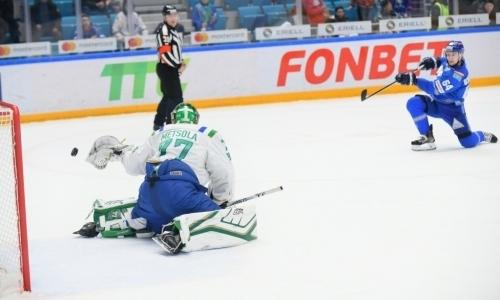 «Атаковали чаще и опаснее». Подробный разбор матча «Барыс» — «Салават Юлаев» представили в России