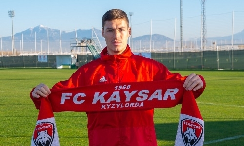 Казахстанский участник еврокубка объявил о трансфере известного украинского футболиста
