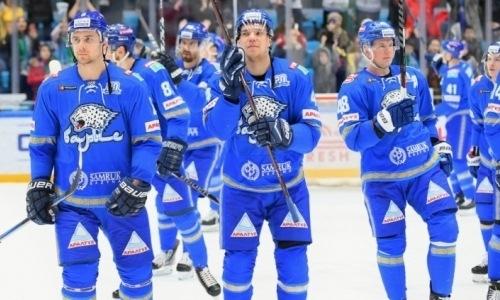 Не всё так гладко. «Барыс» вошел в ТОП-5 худших команд КХЛ перед последним матчем домашней серии