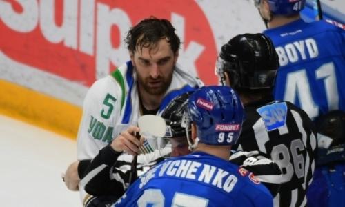 «Тренеру должно быть стыдно». Клуб КХЛ получил массу критики за матч с «Барысом»