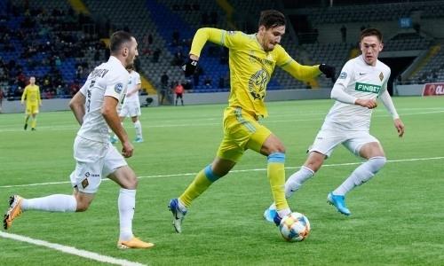 Названа дата первого матча между «Астаной» и «Кайратом» в новом сезоне КПЛ