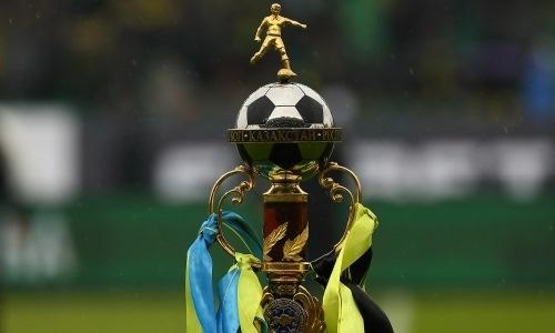 Определено место проведения матча за Суперкубок Казахстана-2020
