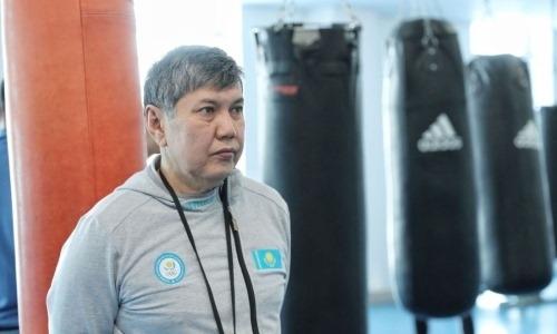 Наставник сборной Казахстана рассказал об УТС и составе на отборочный турнир Олимпиады-2020