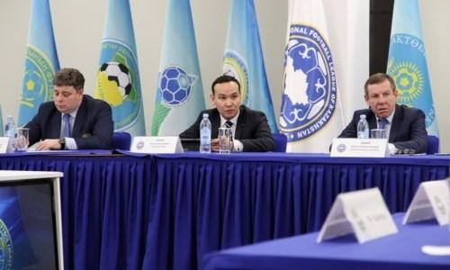 Состоялось Общее собрание членов ПФЛК