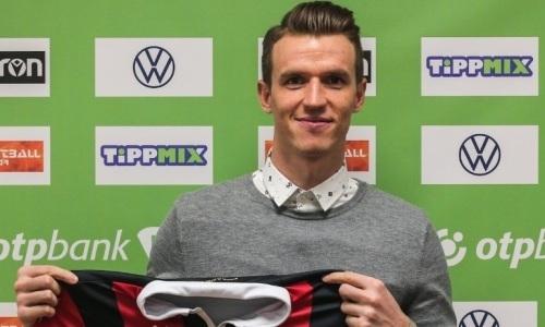 Футболист сменил клуб КПЛ на 14-кратного европейского чемпиона