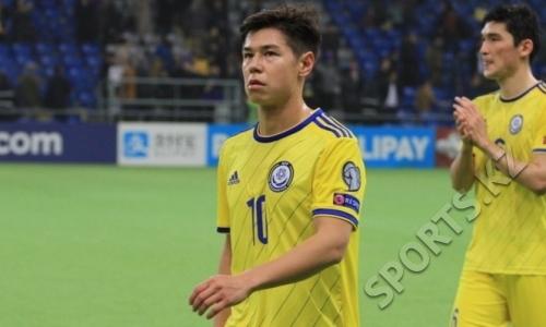 Георгий Жуков рассказал, будет ли он играть за сборную Казахстана