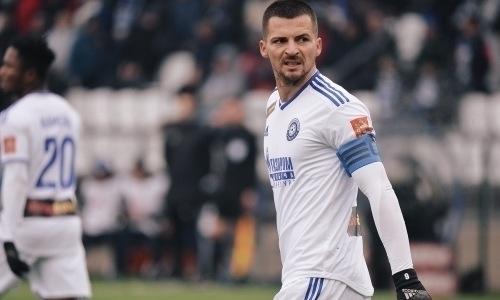 Экс-форвард «Астаны» и«Кайрата» покинет клуб РПЛ после трансфера Куата