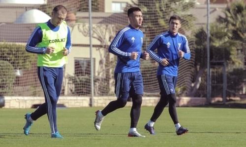 Казахстанский клуб с минимальным счетом обыграл азербайджанский