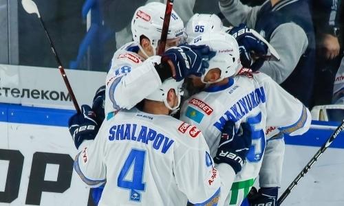 «Барысу» предрекают победу над магнитогорским «Металлургом» в домашнем матче КХЛ