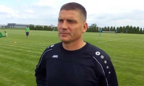 «Каспий» определился с главным тренером на новый сезон