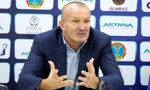 Неожиданно. Григорчука сразу после ухода из «Астаны» пригласили возглавить европейскую сборную