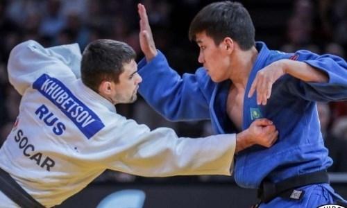 Стал известен состав сборной Казахстана по дзюдо на Гран-при в Израиле