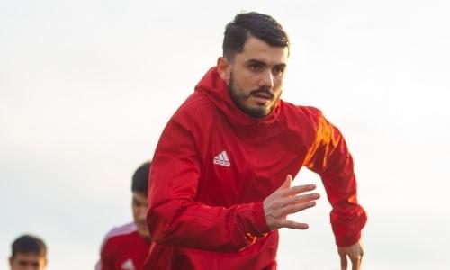 Французский хавбек прибыл в состав участника еврокубка из Казахстана