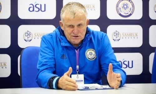 Владимир Никитенко официально возглавил клуб КПЛ