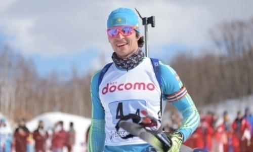 Казахстанские биатлонисты узнали стартовые номера в спринте на этапе Кубка мира